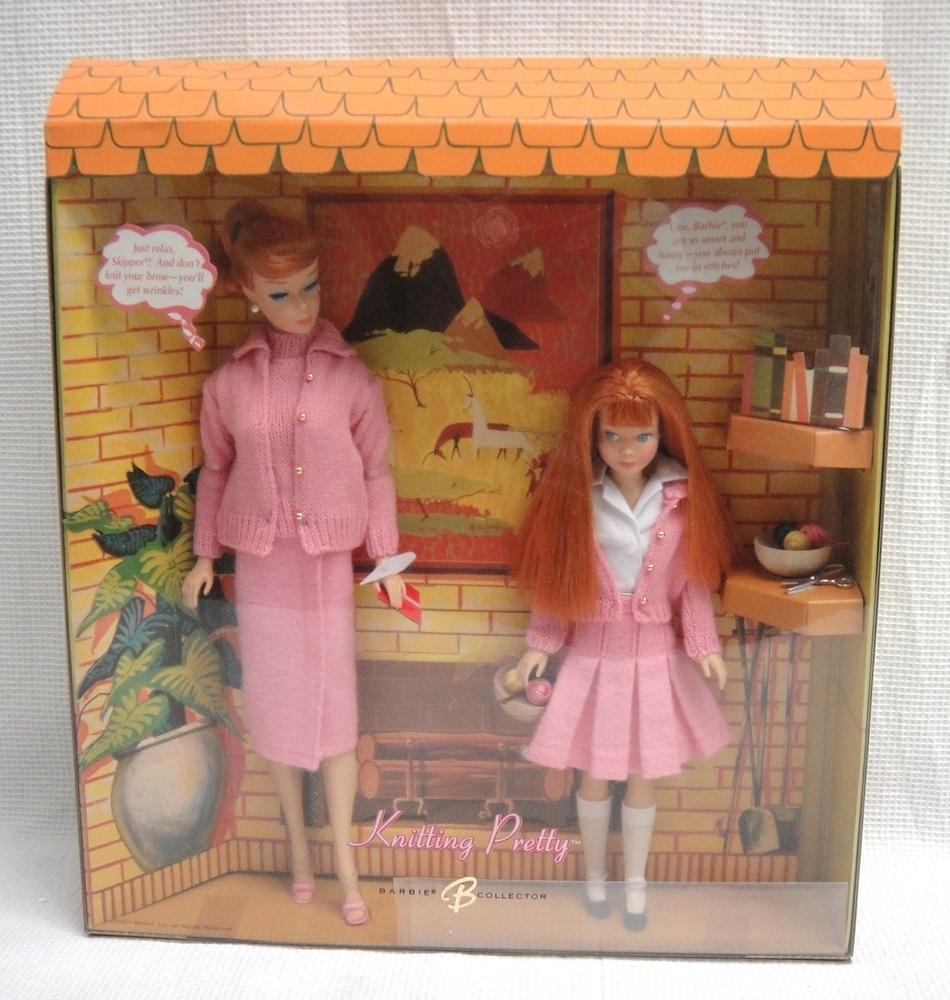 Barbiepuppen & Zubehör /Mattel Puppen Vintage Barbie Skipper