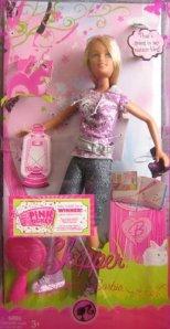 2008 Barbie Camping Skipper