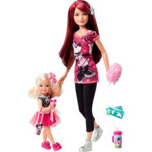 2012 Barbie Loves Disney Skipper flyer