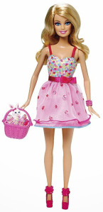 2014 Barbie Easter