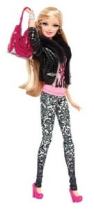 2014 Barbie Glam Luxe Style Dolls wave 2