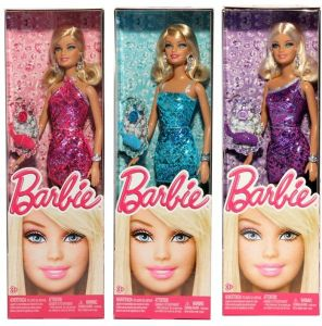 2014 Barbie Glitz Doll