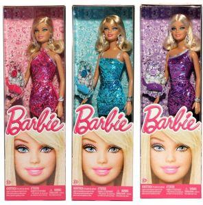 2014 Barbie Glitz Doll