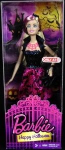 2014 Barbie Happy Halloween