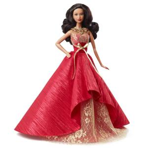 2014 Barbie Holiday AA