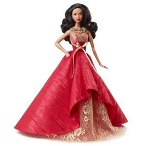 2014 Barbie Holiday AA