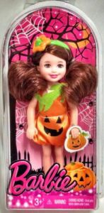 2014 Barbie Sister Chelsea Halloween. 2