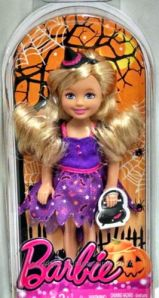 2014 Barbie Sister Chelsea Halloween.