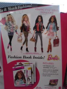 2014 Barbie Style Glam Luxe Fashion Teresa NRFB