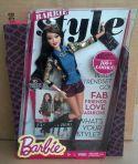 2014 BARBIE STYLE RAQUELLE METALLIC
