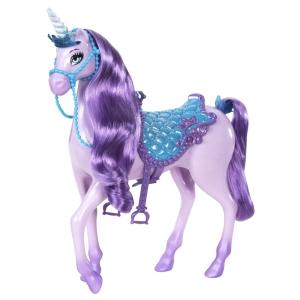 2014 BARBIE® Princess Unicorn purple