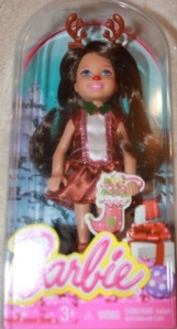 2014 Christmas Holiday Doll Kelly 2