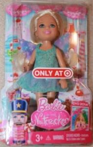 2014 Christmas Holiday Doll Kelly Nutcracker Fairy bl