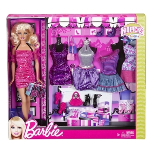 2014 Fashion Gift Set with Barbie Doll4