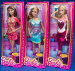 2014 Fashionistas Pyjamaparty Barbie dolls n