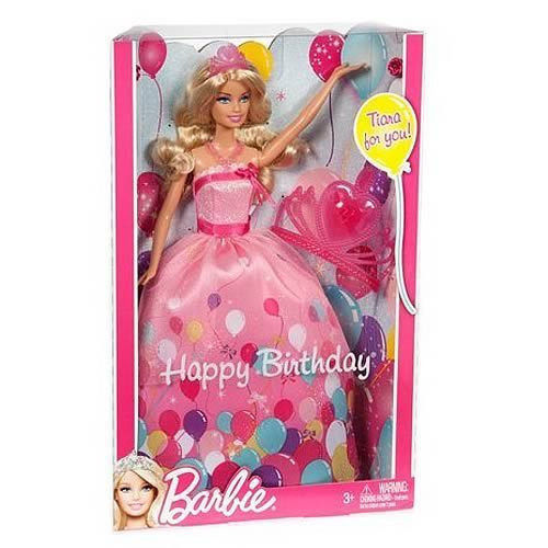 Barbie style Happy Birthday song - YouTube