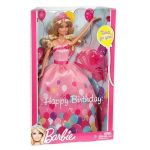 2014 HAPPY BIRTHDAY PRINCESS BARBIE