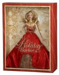 2014 Holiday Barbie NRFB