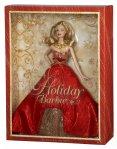 2014 Holiday Barbie NRFB
