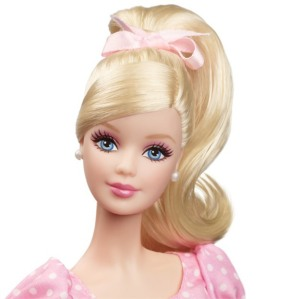 2014 It's a GirlBarbie® Doll face