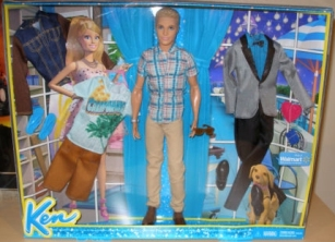 2014 Life in The Dreamhouse Ken Giftset