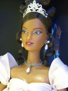 2014 National Barbie Convention Midnight Celebration face AA
