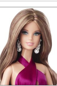 2014 Red Carpet™Barbie® Doll Margenta grown