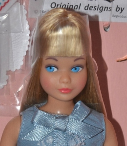 2014 skipper doll blonde face