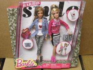 2014 Style Barbie and Summer dolls.