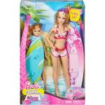 Barbie and Stacie Surfing Set