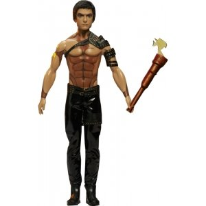 Barbie Collector Dhoom 3 Sahir, Multi Color (Aamir Khan)