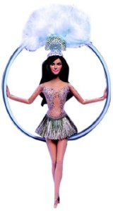 Barbie Collector Doll - Dhoom 3 Aliya (Katrina Kaif)