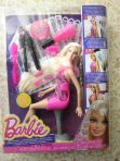 barbie hair tattoos