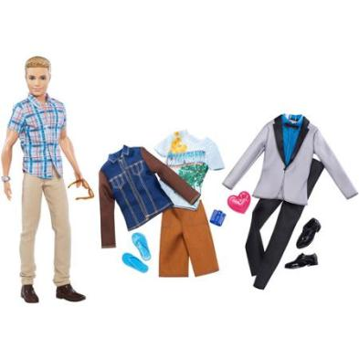 Barbie Ken Fashion Gift Set