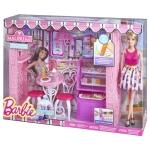 BARBIE Malibu Ave.™ Bakery + Doll NRFB
