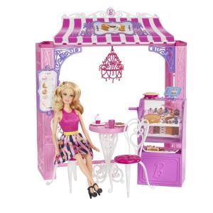 BARBIE Malibu Ave.™ Bakery + Doll