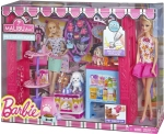 Barbie MALIBU AVE.™ Pet Boutique + Doll NRFB
