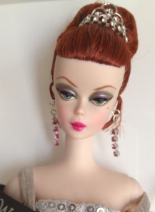 Barbie Silkstone Convention Doll (variation 2013 Happy New Year™Barbie® Doll)