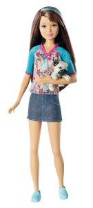 Barbie Sisters Doll Skipper & Puppy