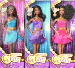 Barbie So In Style S.I.S 2014