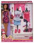Barbie with fashion