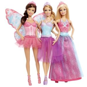 BARBIE® 3-Doll Fairytale Giftset
