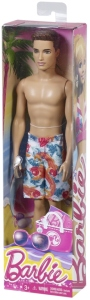 BARBIE® Beach RYAN® Doll NRFB