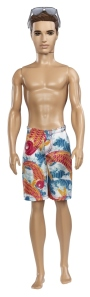 BARBIE® Beach RYAN® Doll
