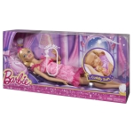 BARBIE® Bedtime Princess Doll NRFB