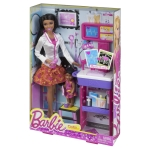 BARBIE® Careers Complete Play Doctor NRFB