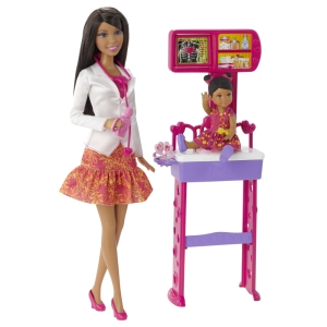 BARBIE® Careers Complete Play Doctor