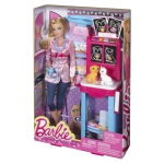 BARBIE® Careers Complete Play Pet Vet NRFB