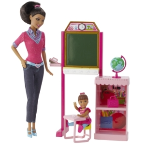 BARBIE® Careers Complete Play Teacher