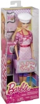 BARBIE® Careers Cookie Chef NRFB
